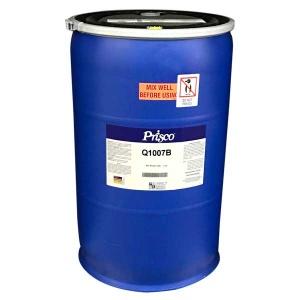Drum of Q1007B High Gloss Aqueous Coating - Prisco